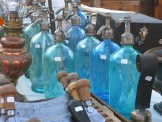 Brocante Market, L'Isle sur la Sorgue, Provence, France (6) by Vintage Lulu, via Flickr