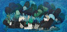 Fallen city by Erol Akyavas $650.000