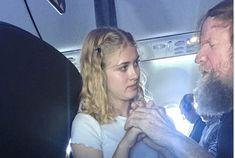 Passenger Shares Beautiful Moment Of Sign Language Kindness On Alaska Airlines Flight