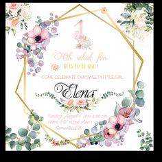 Invitation Background, Little Girls, Invitations, Wreaths, Celebrities, Decor, Toddler Girls, Celebs, Decoration