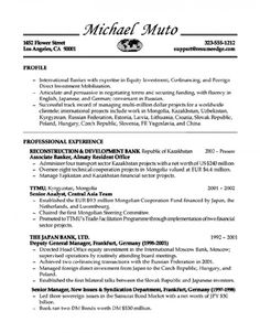 Resume Template  Google  Steve