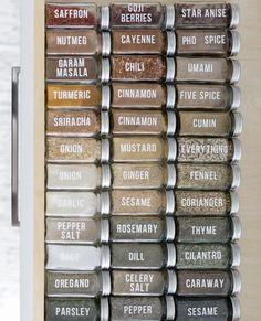 Newest Popular Trick # 1 of the Free Rainbow Spice Tray: Empty the Oven … – Regular Clean Kitchen Cabinets Kitchen Organization Pantry, Spice Organization, Home Organisation, Clean Kitchen Cabinets, Kitchen Pantry Design, Kitchen Cleaning, Spice Drawer, Spice Storage, Spice Racks