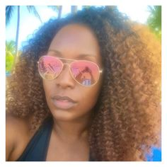 Ombre hair  Ombre crochet braids  Hair color  Protective styles for naturals  Curly hair