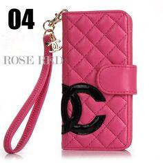 IPhone 6/6 Plus Neue 2014 Chanel Elegante und Luxuriös Karierte Handbag Design Kunstleder Handyhülle