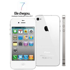 PERSONALITÉ INFORMÁTICA  - iPhone 4S Apple 8GB com Câmera 8MP, Touch Screen http://www.informaticapersonalite.com.br/product/56135