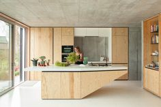 Architectenkantoor: i.s.m.architecten - TDH