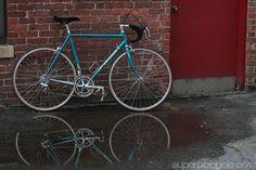 Rob's Battaglin Road Build | Superb Bicycle