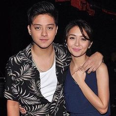 Perfect couple indeed ||10-30-15|| #kathrynbernardo #danielpadilla #kathniel #kathnielwinkieees ~~