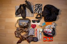 Pack better! #Minimal #packing #tips for #traveling light. Article by alphacityguides. #travel #HowTo #GuideTo