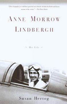 Anne Morrow Lindbergh: Her Life by Susan Hertog http://www.amazon.com/dp/0385720076/ref=cm_sw_r_pi_dp_yBHjxb1608D04