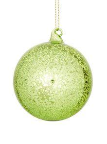 Shiny Ball Ornaments (Set of 12)