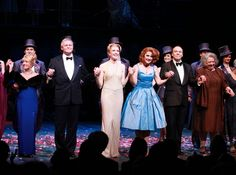 Follies Opening Night - Nominated for 8 Tony awards and it's in Los Angeles!