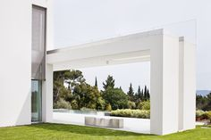 sabarthès et luvison architectes / villa contemporaine, aix-en-provence