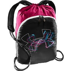 I love this backpack....Gotta love Under Armour ;)