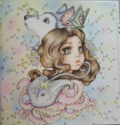 Die 74 Besten Bilder Von Pop Manga Coloring Book Manga Coloring