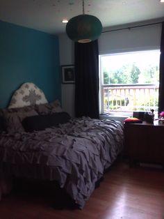 my teens bedroom