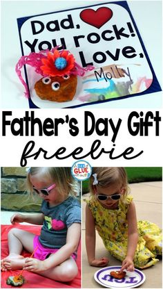 Here is a quick and easy father's day gift for FREE.