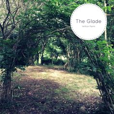 Wilton Farm - Entrance to the Glade