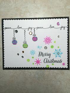 My 2015 Christmas Card