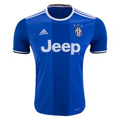 Juventus 16/17 Away Soccer Jersey - Check out the 2016/17 Serie A jerseys & apparel at WorldSoccerShop.com