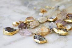 Les pierres colorées de Pippa Small s'exposent chez White Bird Les pierres colorées de Pippa Small s'exposent chez White Bird