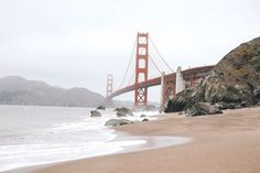 Instagram Hotspots in San Francisco | Marshall's Beach | Here and Air