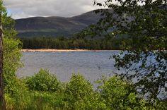 Loch Morlich, Cairngorms National Park