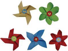 Free 3D Pinwheels link to free weekly downloads
