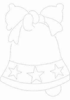 Christmas Worksheets, Christmas Activities For Kids, Free Christmas Printables, Christmas Templates, Easy Diy Christmas Gifts, Christmas Sewing, Handmade Christmas, Christmas Ornament Coloring Page, Christmas Ornaments