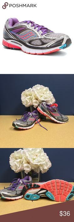 Saucony Sneakers Beautiful sneakers. Very gently used. Minor wear bottoms Saucony Shoes Sneakers