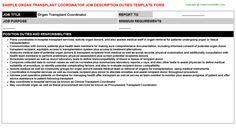 Transplant Social Worker Sample Resume Pinnonas Arc On Hospital Staff & Departments  Pinterest