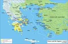 Greek - Persian War
