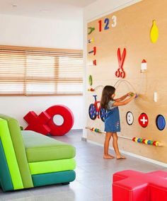 The Architecture of Early Childhood: Two new fun-filled kids spaces in Israel designed by Sarit Shani Hay