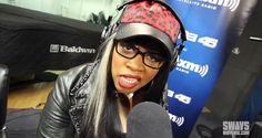Video: Remy Ma Performance & Interview on Sway in the Morning