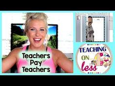 Teachers Pay Teachers - Beginners - YouTube