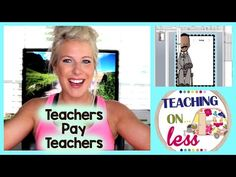 Teachers Pay Teachers - Beginners - YouTube