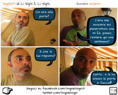 """Suocera serpente"" #comics #palermo #cabaret"