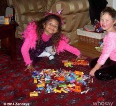 Flashback Friday Photo: Zendaya Talked Trick-Or-Treat For UNICEF September 12, 2014