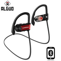 Cheap sport headphones, Buy Quality bluetooth earphone waterproof directly from China earphone waterproof Suppliers: ALANGDUO G7 Plus Bluetooth Earphone Waterproof Wireless Running Stereo Earbuds Headset Bluetooth 4.1 Sports Headphones