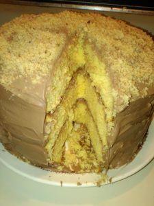 Homemade Caramel Cake | more healthy finder