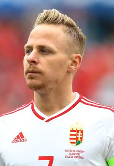 Balazs Dzsudzsak Photos - Balazs Dzsudzsak of Hungary is seen prior to the UEFA EURO 2016 Group F match between Austria and Hungary at Stade Matmut Atlantique on June 2016 in Bordeaux, France. - Austria v Hungary - Group F: UEFA Euro 2016 Uefa Euro 2016, International Football, Hungary, Baseball Cards, Sports, People, Ideas, Rpg, Football Soccer