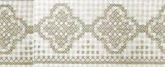 Le point de croix sur Vichy - La Boutique du Tricot et des Loisirs Créatifs