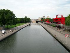 la villette follies on water