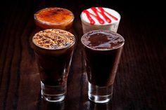 Hard Rock Cafe Mini Desserts, Bites. #yumm