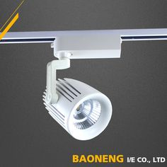 High Lumen Efficiency Exhibition Using White LED Track Light With Aluminum Body Track Lighting, Ceiling Lights, Led, Outdoor Ceiling Lights, Ceiling Fixtures, Ceiling Lighting