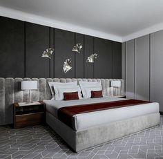 Inspiring Luxury Bedroom Concepts Décor Ideas 32