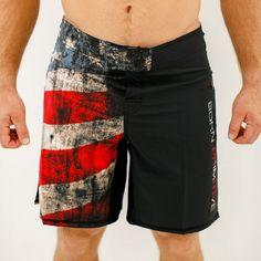1d99ec6624394 Born Primitive American Defender Shorts 2.0 (Patriot Edition)