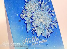You and Your Big Dreams: Simon Says Stamp: Watercolor Bleaching
