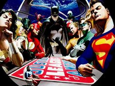 ¿Qué miembro de la Liga de la Justicia eres? | Upsocl Quiz