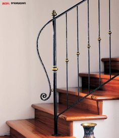 ferforje korkuluk Wrought Iron, Stairs, Bathroom, Home Decor, Washroom, Stairway, Decoration Home, Room Decor, Full Bath